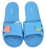 【卡漫城】 雙子星 輕量 室內鞋 二種尺寸 ㊣版 造型 室內 拖鞋 止滑 防水 Kikilala Twin Stars