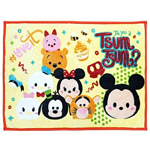 丸真 DISNEY 迪士尼TSUM TSUM絨毛毯S_RS65810
