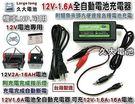 智慧型-12V1.6A機車充電器 YUA...