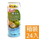 小美冰團 椰子水風味飲料 500ml 24入/箱 免運費