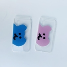 蘋果iphone11pro手機殼xr/xsmax/7/8plus創意ins風卡通6s小熊