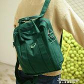 簡約帆布手提校園雙肩包女包休閒背包百搭2017新款春夏季潮日韓版·蒂小屋