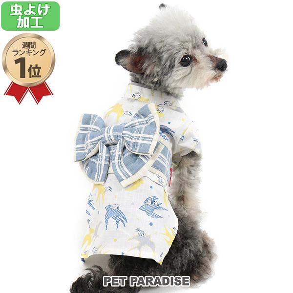 【PET PARADISE 寵物精品】SNOOPY 燕子祭典連身浴衣 (S/DM) 狗衣服 寵物用品 寵物衣服