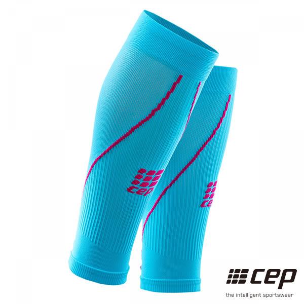 CEP 女 小腿套-夏威夷藍/粉紅 【GO WILD】