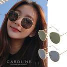 《Caroline》★年度最新網紅款潮流行時尚百搭明星抗UV太陽眼鏡 70719標檢局D74321