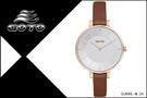 【時間道】[GOTO。錶]簡約無秒針時尚...