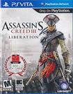 PSV 刺客教條3:自由使命 -英文版- Assassin's Creed 3 Liberation AC3