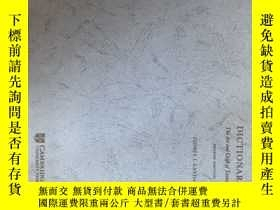 二手書博民逛書店Dictionaries罕見The Art and Craft