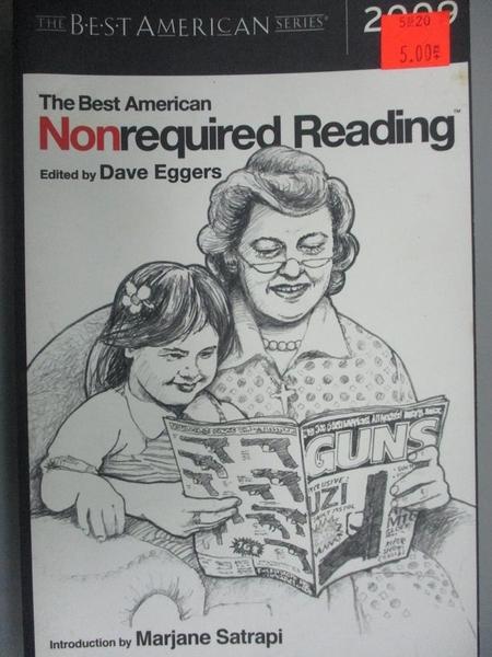 【書寶二手書T9/原文小說_LAF】The Best American Nonrequired Reading 2009