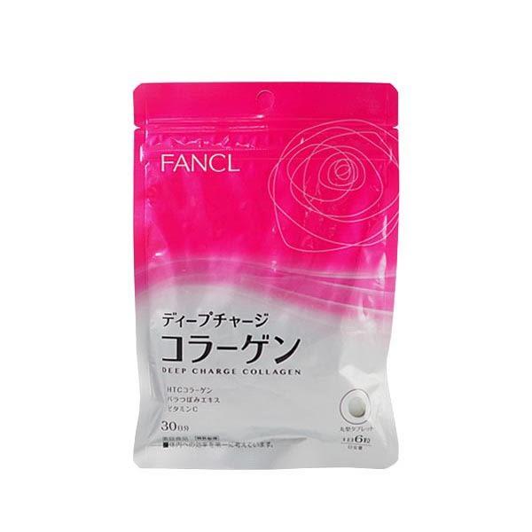 FANCL芳珂 膠原蛋白錠狀食品(30天份)【小三美日】