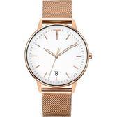 【台南 時代鐘錶 TYLOR】自由探索精神 風格多變時尚腕錶 TLAD012 米蘭帶 38mm