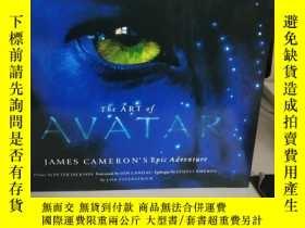 二手書博民逛書店The罕見Art of Avatar:James CameronsEpic AdventureY273906