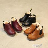 男童冬季新款兒童雪地靴女童0加絨1-6歲2寶寶棉鞋3童鞋4短靴  9號潮人館