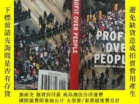 二手書博民逛書店CHOMSKY罕見PROFIT OVER PEOPLEY205621 Noam Chomsky   Seven