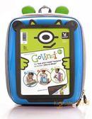 BenBat ,GoVinci  化畫家兒童背包,藍色,贈GoVinci 著色本