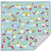 【日本製】【+ima】今治毛巾 Imabari Towel 手帕 鸚鵡和櫻桃 SD-2215 - 日本製