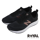 New balance Fresh Foam 黑色 D楦 網布 運動慢跑鞋 女款NO.J0706【新竹皇家 WARISLL3】