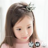 冰雪小公主亮鑽皇冠髮圈(P11747)★水娃娃時尚童裝★