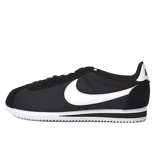 NIKE CLASSIC CORTEZ NYLON -男款黑色阿甘鞋- NO.807472011