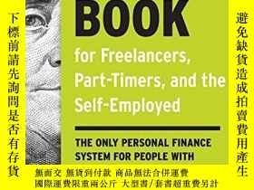 二手書博民逛書店The罕見Money Book For Freelancers, Part-timers, And The Sel