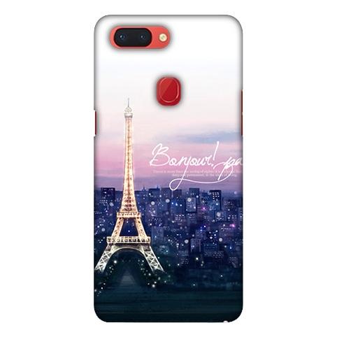[r15pro 軟殼] OPPO R15 Pro CPH1831 手機殼 外殼 保護套 巴黎鐵塔