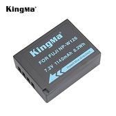 EGE 一番購 】Kingma【NP-W126】最新晶片適用FUJIFILM相機鋰電池【公司貨】