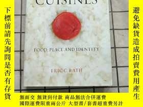 二手書博民逛書店Japan s罕見Cuisines: Food, Place and Identity 進口原版 Y26822