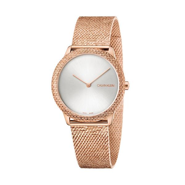 ck CALVIN KLEIN minimal 系列 K3M22U26 奢華款手錶35mm