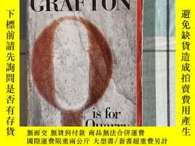 二手書博民逛書店Q罕見is for quarryY310255 Sue Grafton Berkley