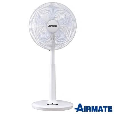【送USB手持風扇】AIRMATE艾美特 14吋DC節能遙控立扇FS35171A