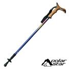 【Polar Star】橫直兩用登山杖『藍』P20714 (單支販售) 戶外.登山.健行.健走.露營.手杖.爬山.拐杖