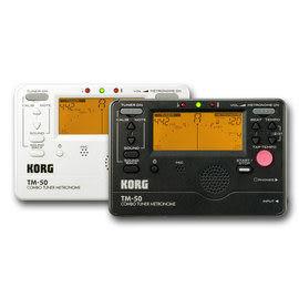 調音器 KORG調音器 【TM - 50】 調音器節拍器