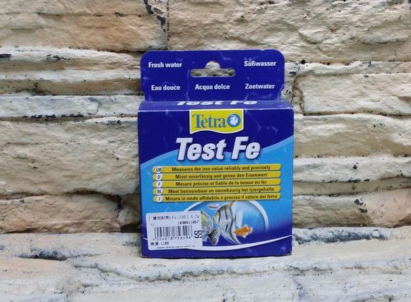 【西高地水族坊】德國Tetra Fe 鐵質測試劑 10ml*2
