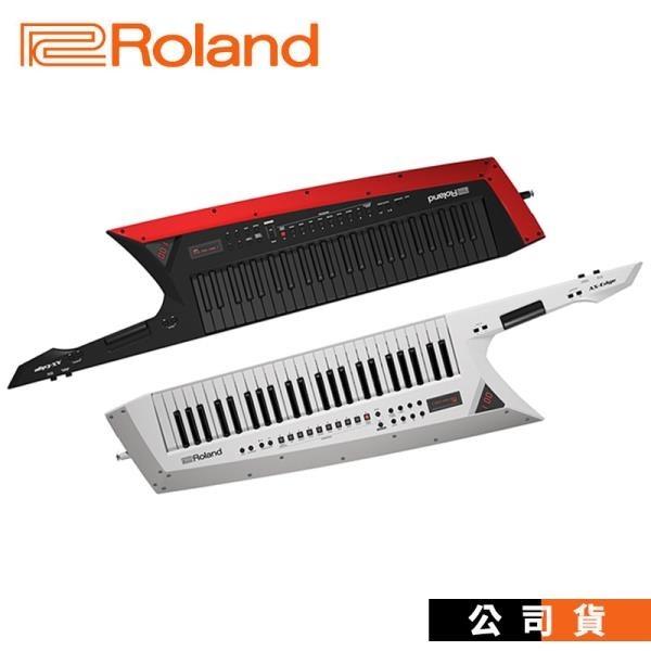 【南紡購物中心】Roland AX EDGE 舞台演奏型 酷炫 49鍵合成器鍵盤 肩背式合成器鍵盤