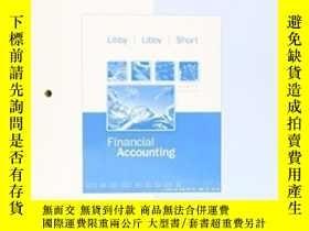 二手書博民逛書店Working罕見Papers To Accompany Financial Accounting 5eY30