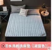 夏季薄款床墊軟墊家用1.2米1.5米1.8m床褥子單人雙人學生宿舍墊被 LX