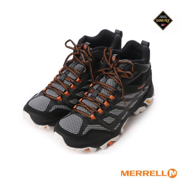 MERRELL MOAB FST MID Gore-tex ML35737戶外多功能鞋(男款)/城市綠洲(戶外、健行、登山、美國)