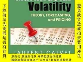 二手書博民逛書店Multifractal罕見Volatility: Theory Forecasting And Pricing