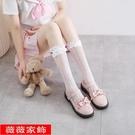 娃娃鞋 洛麗塔小皮鞋女2021夏款網紅日系學生蝴蝶結軟妹平底愛心娃娃鞋潮 薇薇
