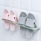 壁掛式拖鞋掛架 居家 黏貼鞋架 浴室 牆...