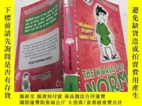 二手書博民逛書店The罕見world of norm May produce gas: 正常的世界可能會產生氣體Y212829