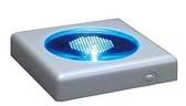 透明水晶立體拼圖專用三色LED展示燈(白)  /Beverly/拼圖周邊/日本進口