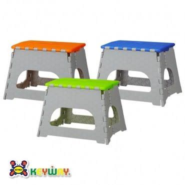 KEYWAY 小當家摺合椅 RC-808 22.5x28.6x20.5cm (混款隨