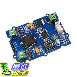 [106美國直購] Seeedstudio-Grove - I2C Motor Driver-dual channel H-bridge driver chip