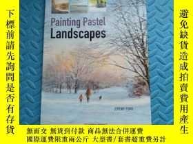 二手書博民逛書店Painting罕見Pastel Landscapes (英語)繪畫粉彩風景 藝術畫冊書籍Y6699 Jere