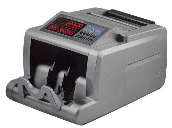 徠福 新型銀行專業級六國貨幣點驗鈔機 NO.1310 / 台