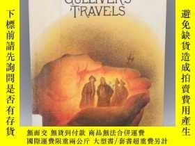 二手書博民逛書店【英文原版】Gulliver s罕見Travels(格列佛遊記)