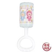 【日本製】【anano cafe】日本製 嬰幼兒啟蒙玩具 寶寶鈴 藍色 SD-2959 - 日本製