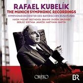 【停看聽音響唱片】【CD】庫貝利克 / 慕尼黑交響樂團錄音集