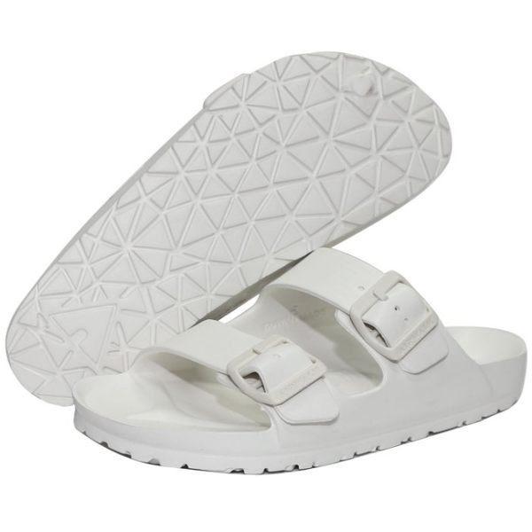 AIR WALK 男鞋 女鞋 拖鞋 休閒 可調整 防滑 防水 白 【運動世界】 A755220100